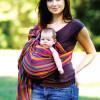 Слинг для месячного ребенка. Делаем жизнь мамы и малыша комфортнее