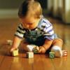 Развивающие игры для годовалого ребенка. Чем развлечь малыша?