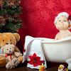 Хвойная ванна для грудничков. Совмещаем приятное с полезным