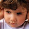 Отит у детей 3 лет. Причины возникновения, симптомы, лечение