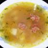 Готовим гороховый суп с копченостями.Простой рецепт.