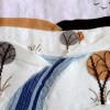 Текстильные поделки. Книжка из текстиля.