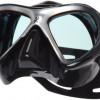 Выбор маски для подводного плавания.