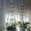 Макраме плетение кашпо для цветов