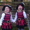 Костюм пирата для девочки своими руками