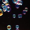Цветные мыльные пузыри