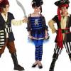 Приглашение на пиратский день рождения