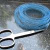 Применение пластиковой ленты