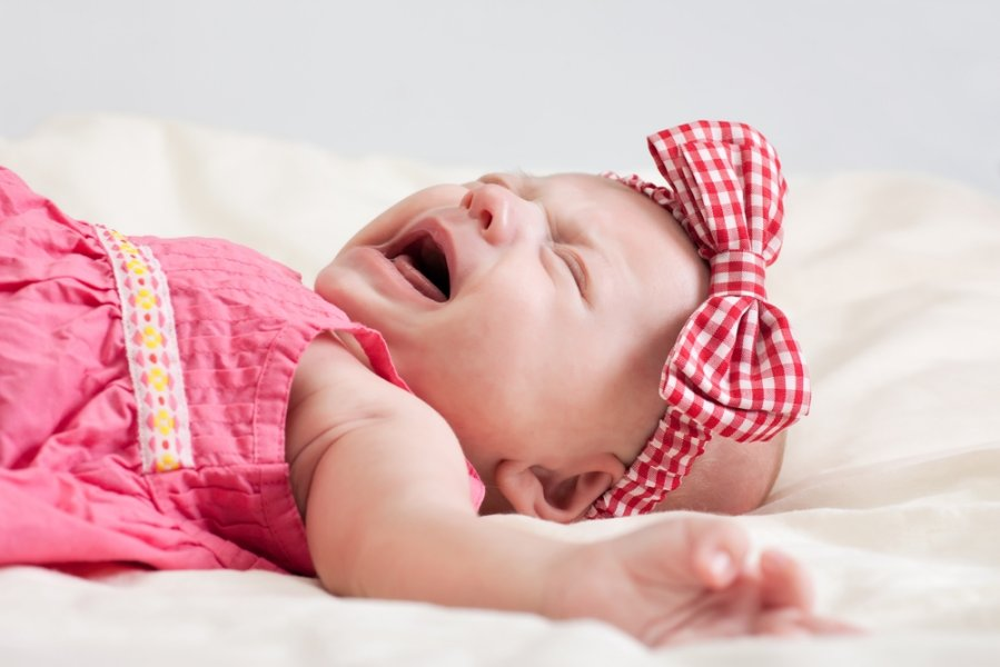 Почему ребенок стонет когда засыпает 170