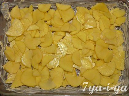 картошка для запекания