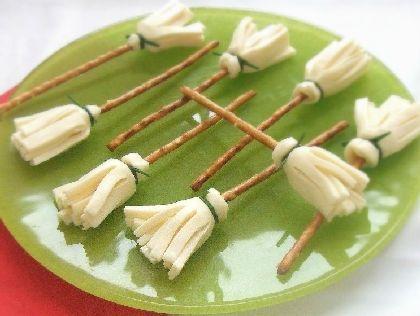 сыр на палочке