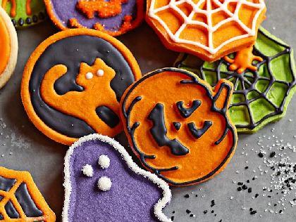 угощение на хеллоуин