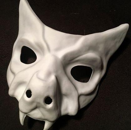 окраска маски