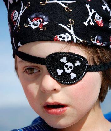 косынка пирата