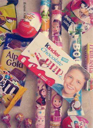 конфеты для коллажа