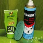Средство от укусов комаров для детей