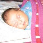 Cколько спит месячный ребенок