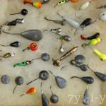 Мормышки для летней рыбалки