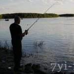 Сценарий день рыбака