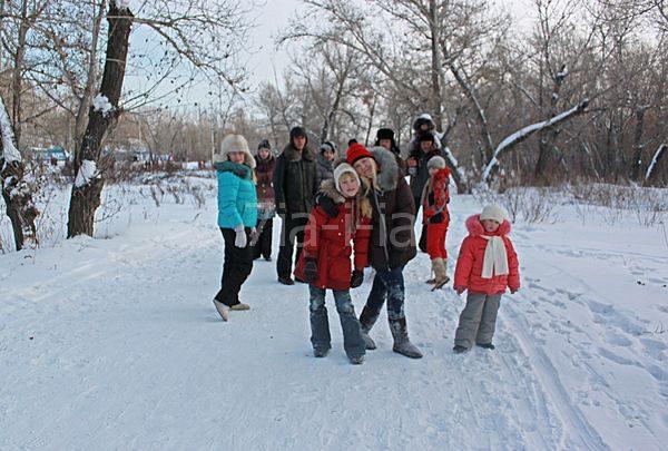 безопасность детей в зимнее время