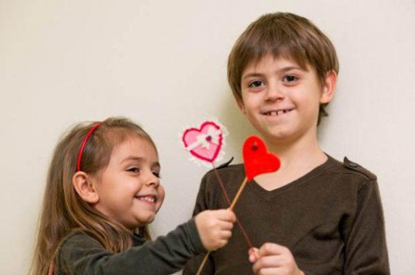 Стихи на день святого Валентина
