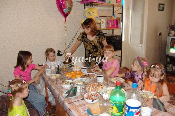 Как устроить праздник ребёнку