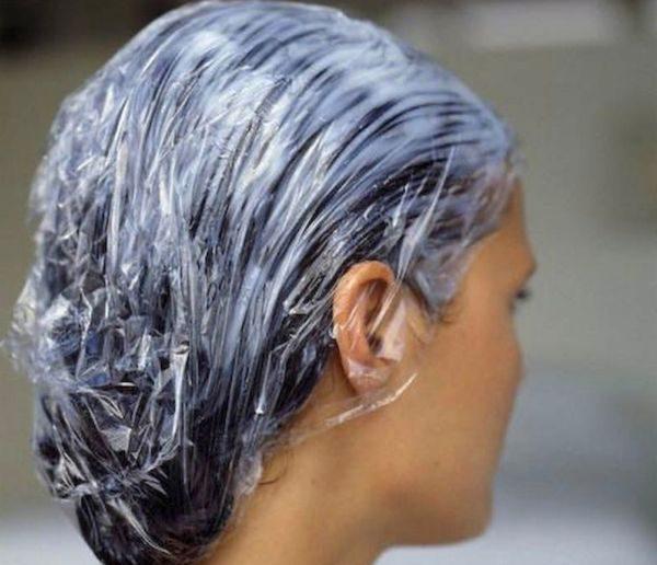 Медовая маска для волос