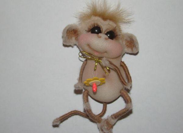 Огненная обезьяна сделать своими руками