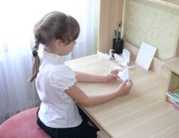 сделать бумажные оригами