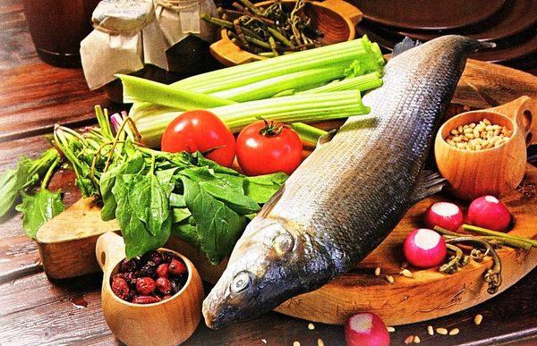 правильное питание рецепты рыба