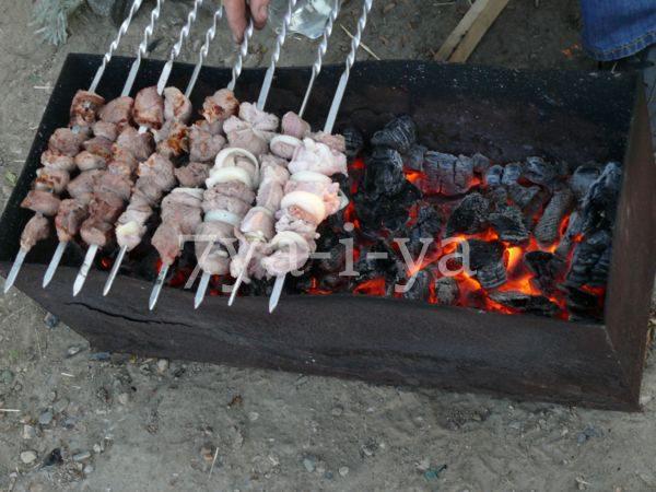 Как замариновать шашлык свинина